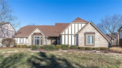 Farmington Hill Single Family Home For Sale: 38988 Horton Dr