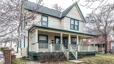 Plymouth Multi Family Home For Sale: 876 N Mill St