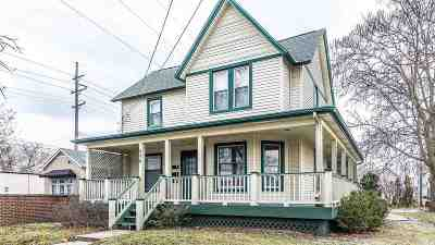 Plymouth Multi Family Home For Sale: 876 N Mill