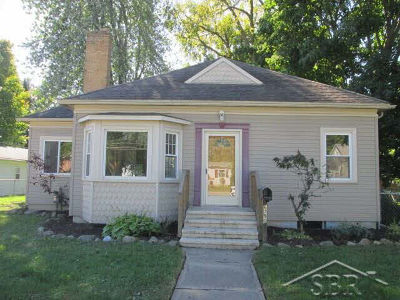 Single Family Home For Sale: 6790 Main