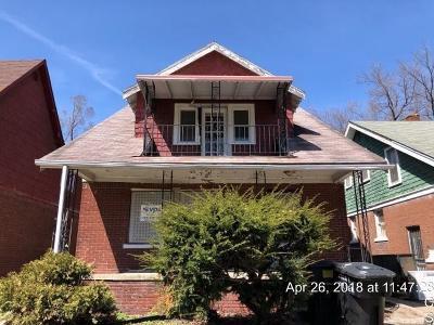 Multi Family Home For Sale: 15861 Tuller St