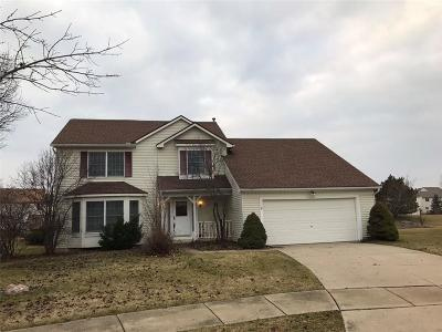 Ann Arbor Single Family Home For Sale: 3123 Fairhaven Crt
