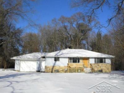Single Family Home For Sale: 4712 E Isabella