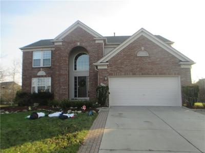 Canton Single Family Home For Sale: 47163 Fairlawn Crt