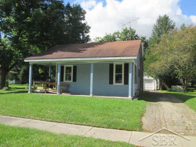 Single Family Home For Sale: 215 Washington