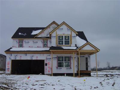 South Lyon Single Family Home For Sale: 846 Jennifer Ln