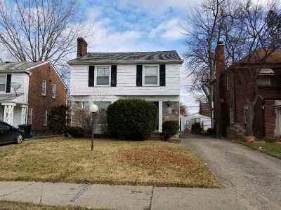 Single Family Home For Sale: 18944 Littlefield