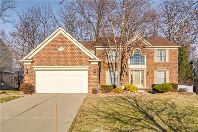 West Bloomfield Single Family Home For Sale: 5055 Cherry Blossom Cir