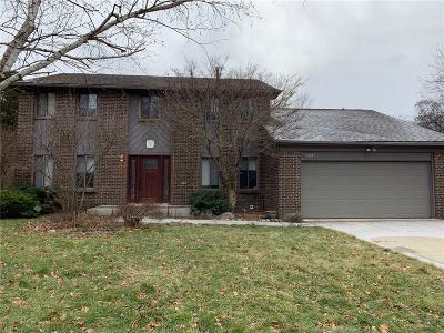 West Bloomfield Single Family Home For Sale: 6247 Carpathian Crt