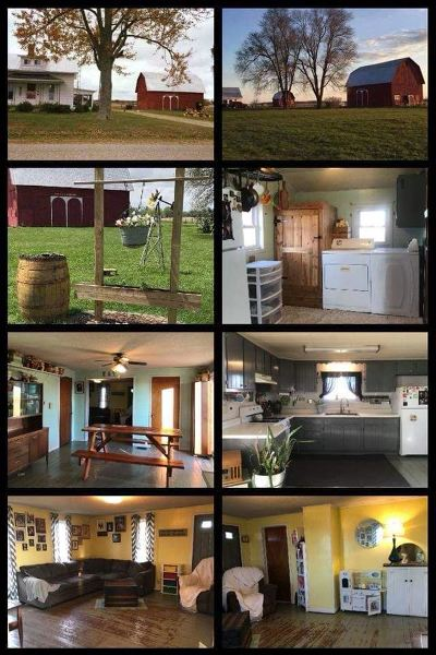 Hillsdale County Single Family Home For Sale: 10260 S Waldron Rd