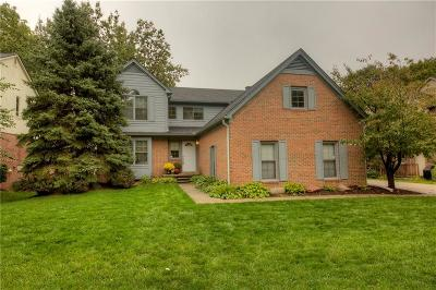 Novi Single Family Home For Sale: 43508 Castlewood