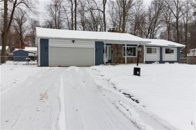 Holt Single Family Home For Sale: 4864 Wilcox Rd