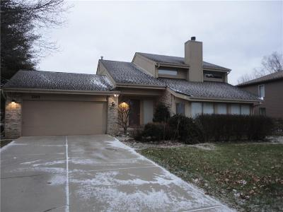 West Bloomfield Single Family Home For Sale: 2185 Hidden Lake Dr