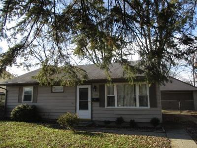 Single Family Home For Sale: 640 Glenwood Ave