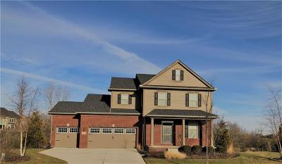 Canton Single Family Home For Sale: 823 Lake Woods Dr