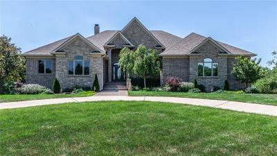 Ann Arbor Single Family Home For Sale: 5967 Bedford Pl