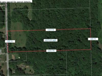 Ypsilanti MI Residential Lots & Land For Sale: $85,000