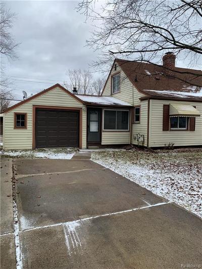 Farmington Hill Single Family Home For Sale: 21964 Tulane Ave