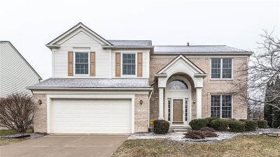 Canton Single Family Home For Sale: 1259 Kensington Dr