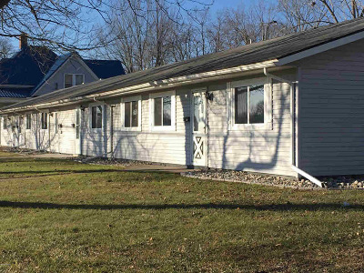 Lenawee County Multi Family Home For Sale: 416 Railroad St