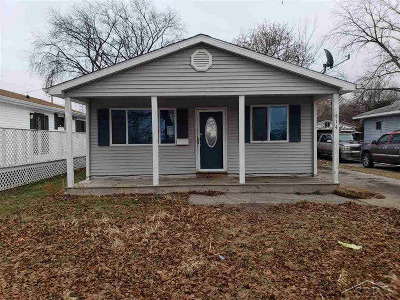Single Family Home For Sale: 514 S 20th