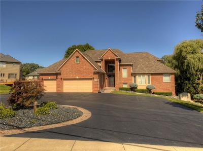West Bloomfield Single Family Home For Sale: 6456 Willow Rd