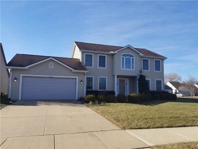 Ann Arbor Single Family Home For Sale: 3169 Eagle Crt
