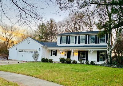 Northville Single Family Home For Sale: 20657 Lexington Crt