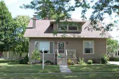 Lenawee County Single Family Home For Sale: 309 Depot