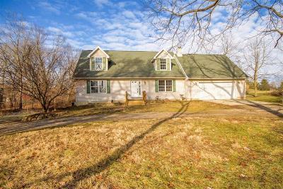Chelsea Single Family Home Contingent - Financing: 17856 Garvey Rd