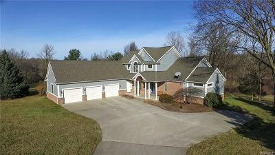 Single Family Home For Sale: 8115 Stonehedge Rd