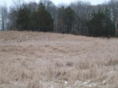 Brooklyn MI Residential Lots & Land For Sale: $159,900
