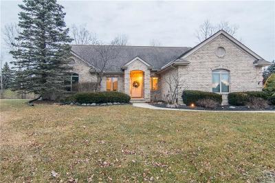 Canton Single Family Home For Sale: 8170 Steven Crt