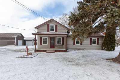 Lenawee County Single Family Home For Sale: 7776 Riga