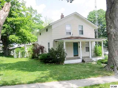 Lenawee County Single Family Home For Sale: 216 Willow