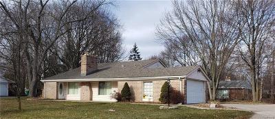 Farmington Hill Single Family Home For Sale: 34036 Banbury St