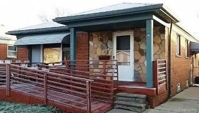 Single Family Home For Sale: 24592 Grove Ave