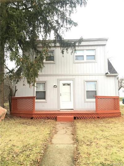 Farmington Hill Single Family Home For Sale: 22851 Colgate St