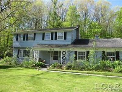 Lenawee County Single Family Home For Sale: 1706 Southgate Crt