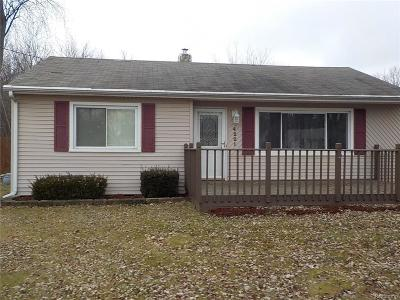 Single Family Home For Sale: 4221 Risedorph St