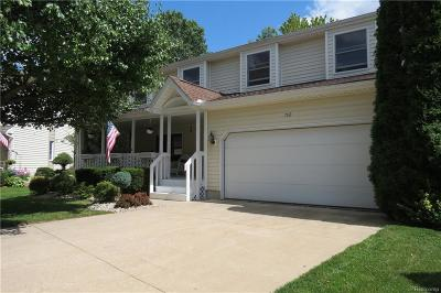 Lenawee County Single Family Home For Sale: 702 Illinois Crt