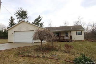 Single Family Home For Sale: 4513 Gilford Dr
