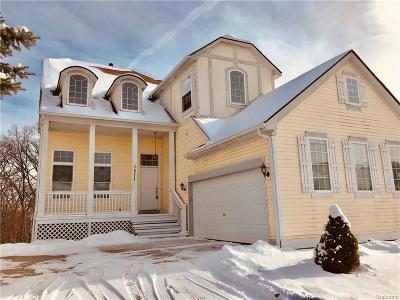 Ann Arbor Single Family Home For Sale: 1511 Chapleau Dr