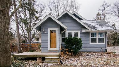 Ann Arbor Single Family Home Contingent - Financing: 455 Clarendon Dr