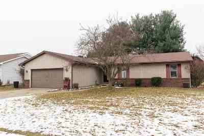 Lenawee County Single Family Home For Sale: 1503 Westhaven