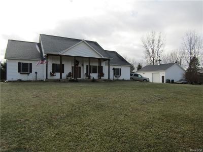 Webberville Single Family Home For Sale: 11089 Mohrle Rd