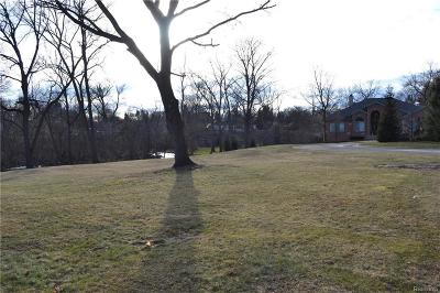 Farmington Hill Residential Lots & Land For Sale: 33441 Leisure Ln