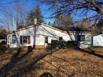 Single Family Home For Sale: 7305 Bennett