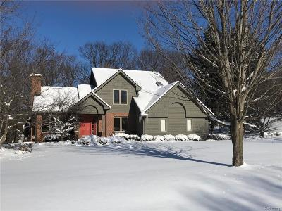 Dexter Single Family Home For Sale: 2812 Bent Tree Dr