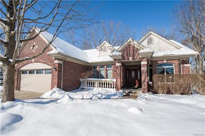 Livonia Single Family Home For Sale: 35006 Andrea Crt